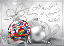 Worldwide Wishes Holiday Cards